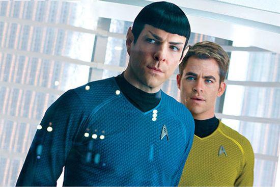 Star Trek Into Darkness: Star Wars 7 está en excelentes manos ...